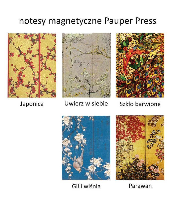 notesy Peter Pauper Press